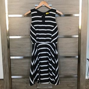 Dee Elle Striped Dress